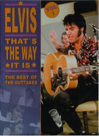Cover Elvis Presley - That's The Way It Is - The Best Of The Outtakes Vol 1 [DVD]
